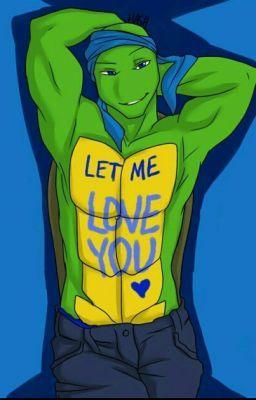 Let Me Love You~ TMNT Leo x reader | Teenage Mutant Ninja