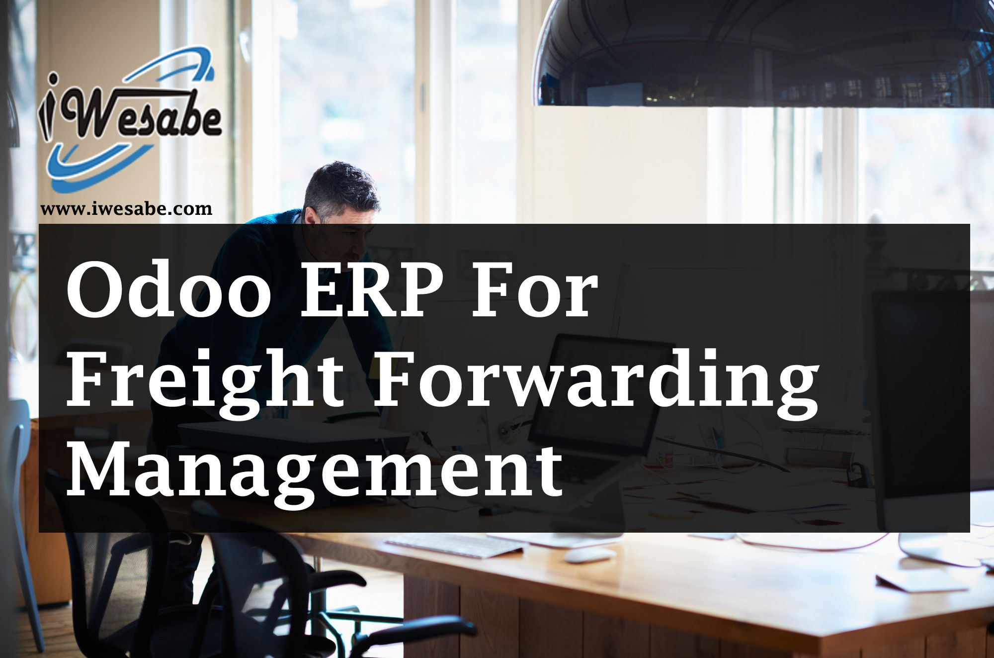 Odoo ERP for Freight Forwarding Management! Software which make