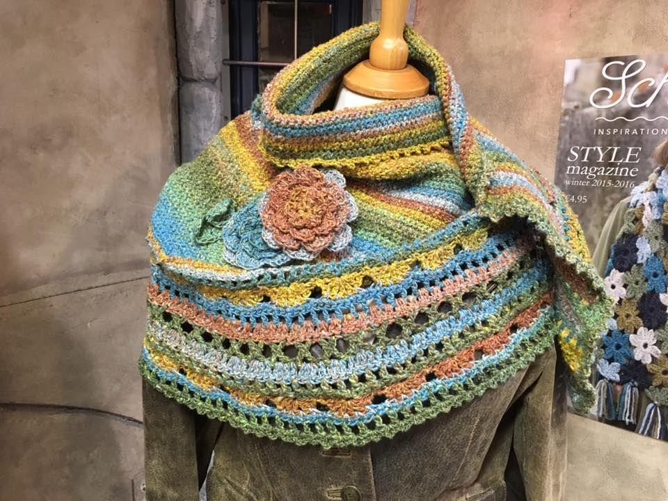 Scheepjes Secret Garden Secretgarden Luxurious Yarn Wol Garen