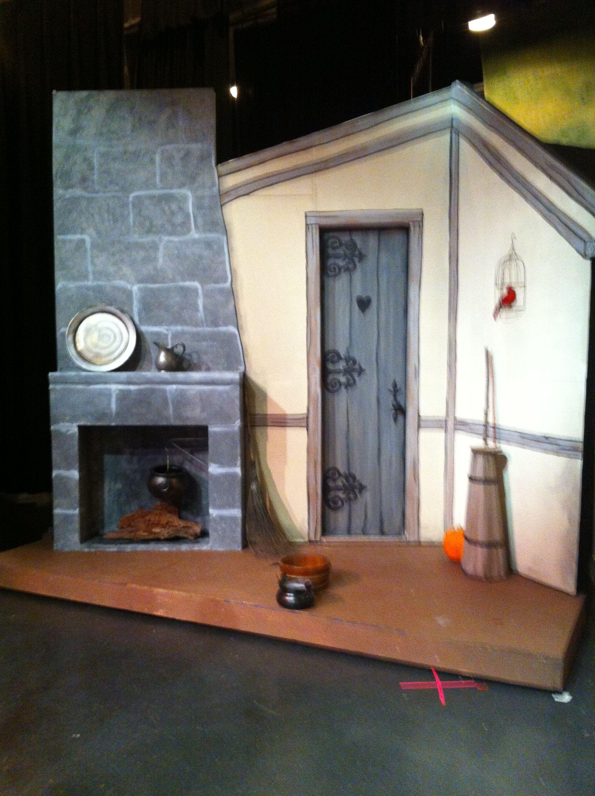 Cinderella Kitchen I Added A Pumpkin Foreshadowing Set
