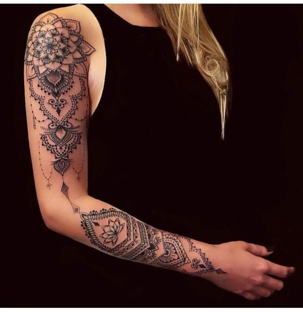 130 Bilder, welche die Tattoo Trends 2020 veranschaulichen