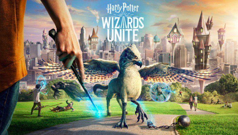 Harry Potter Les Sorciers S Unissent Evenement Brillant Tout Ce Que Vous Devez Savoir Tac Harry Potter Wizard Pokemon Go Harry Potter Games