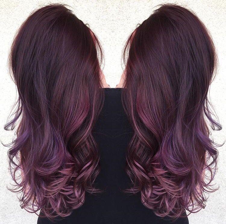 Amethyst hair | Beauty | Pinterest | Amethysts, Hair ...