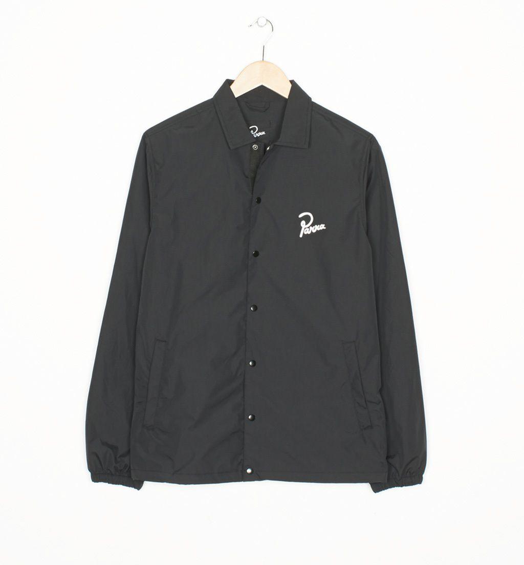 coach jacket hiding | by Parra