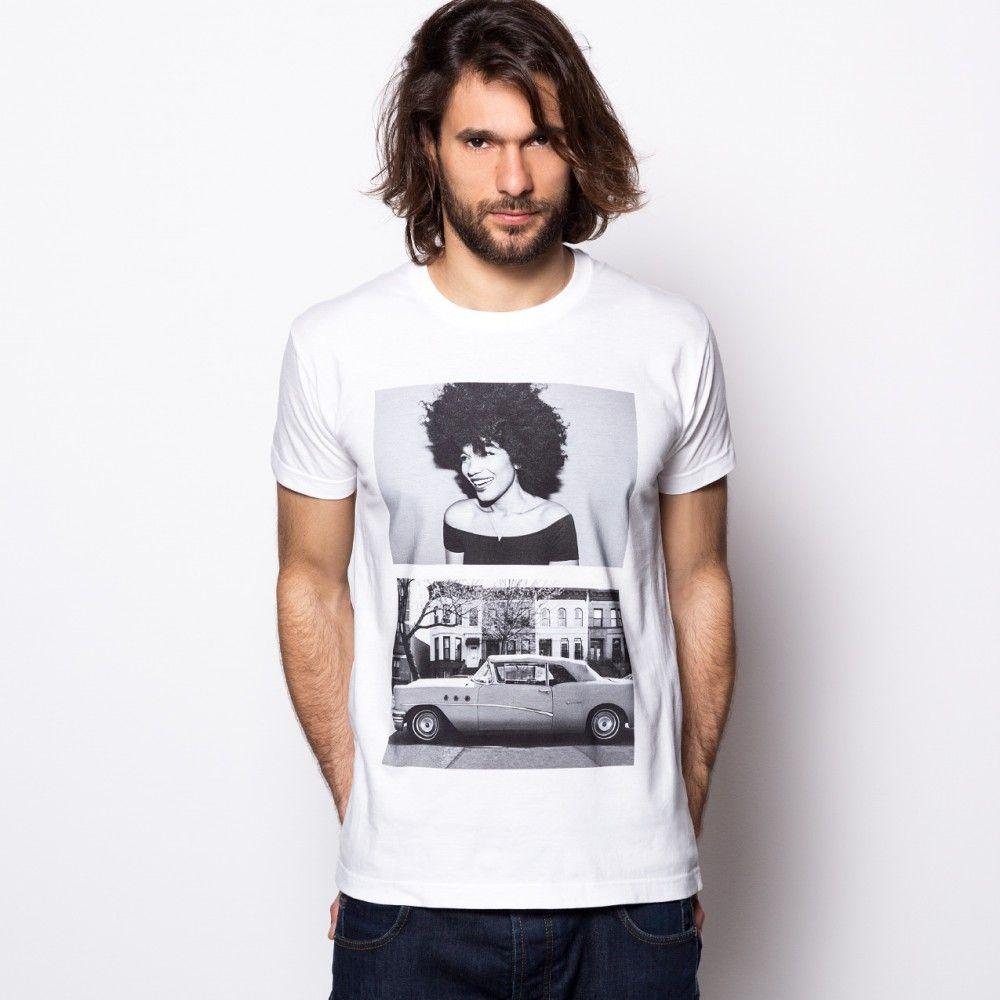 Afro Harlem Men's T-shirt!  #camiseta #afro #harlem #coche #black&white #moda #fashion #sevilla