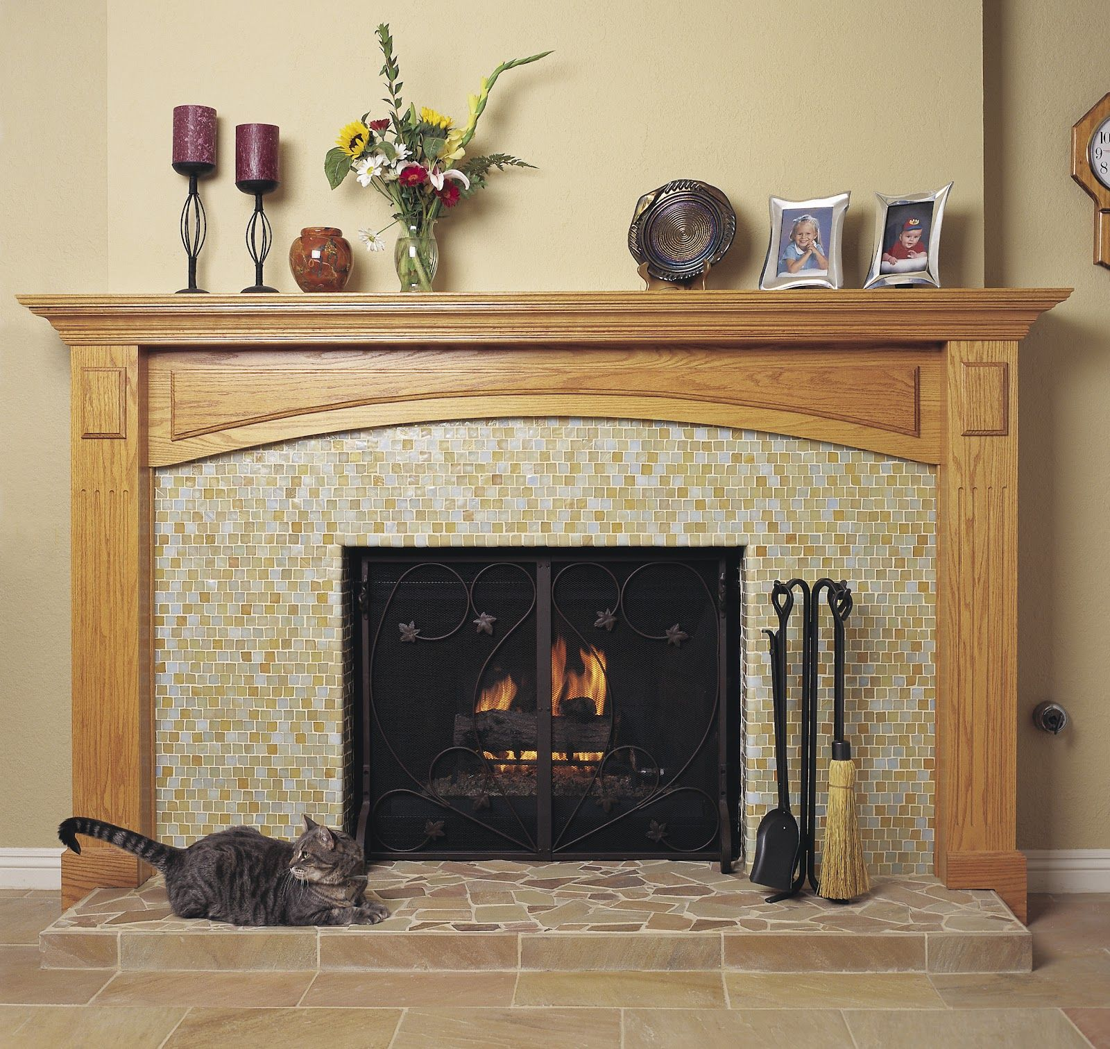 Alpentile: Fireplaces Take Center Stage in 2012! Oceanside Glass ...