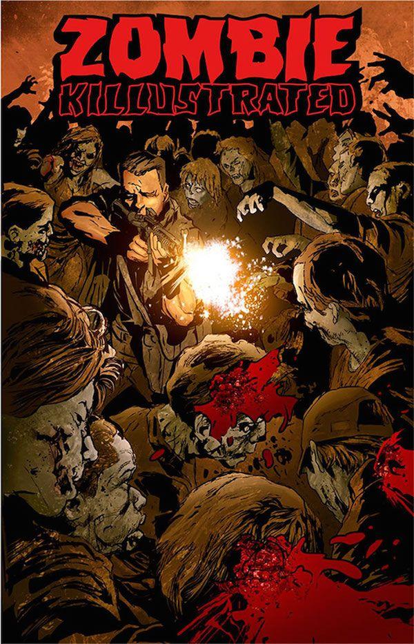 ZOMBIE KILLUSTRATED #1. Antarctic Press. Released February 11, 2015.