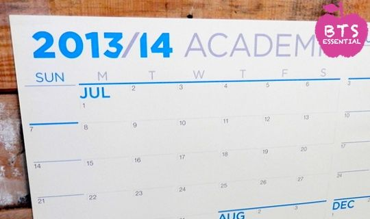 Just $12: Thoughtfully-Crafted Academic Wall Calendar #backtoschool #deal
