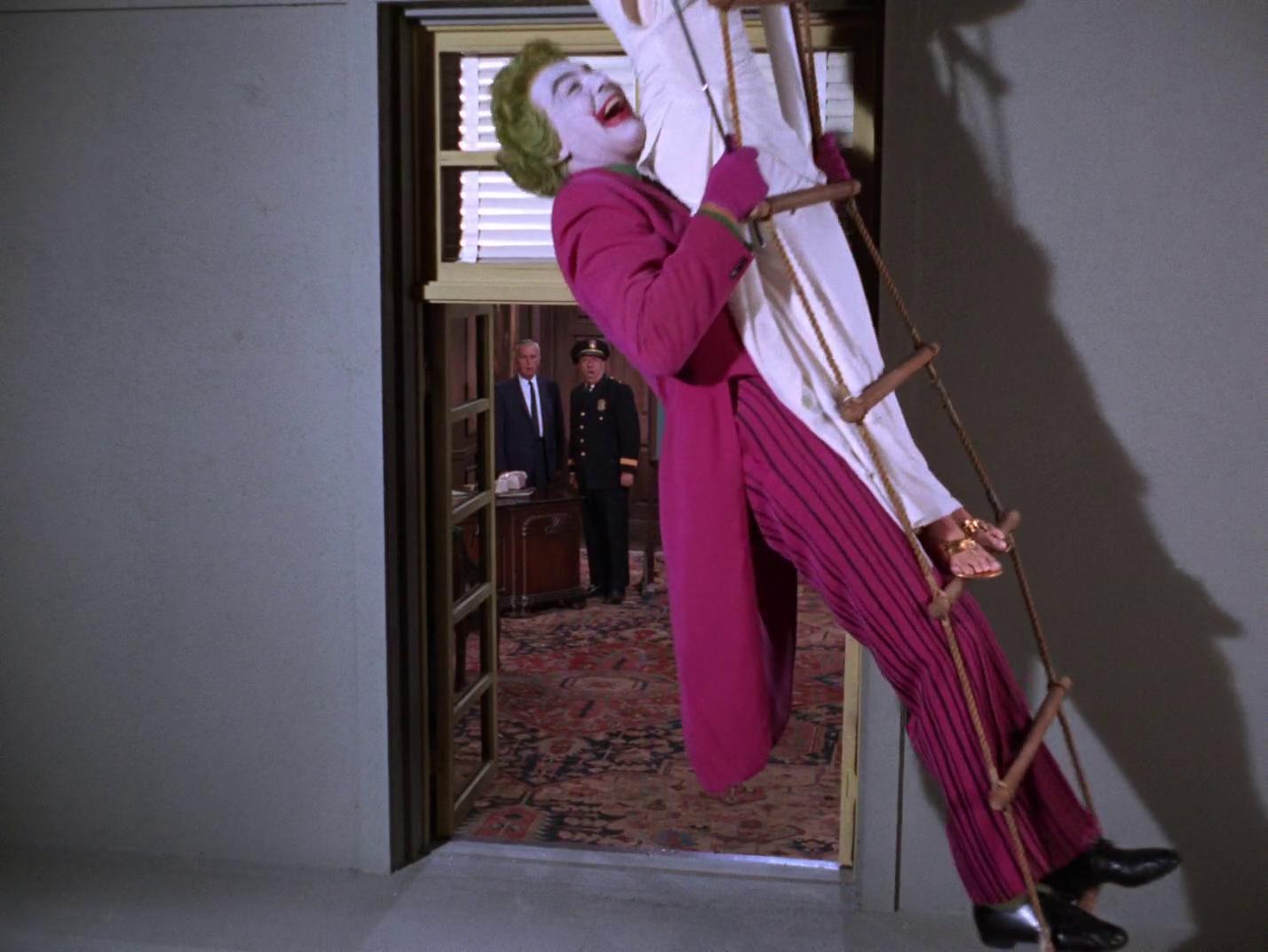 Batman The Zodiac Crimes  ,Episode aired 11 January 1967 Season 2 | Episode 37, Cesar Romero... The Joker