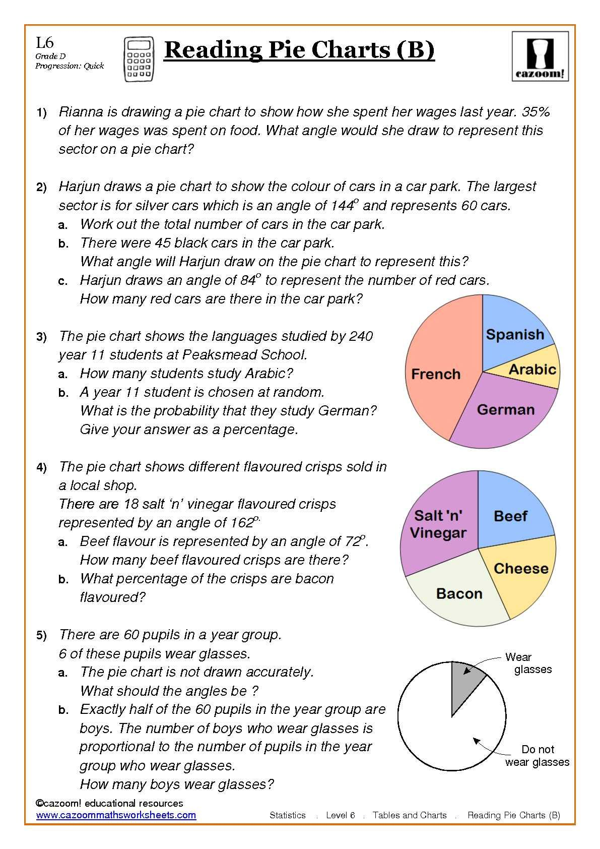 Statistics Maths Worksheets ks3 | Haircuts | Pinterest | Statistics ...