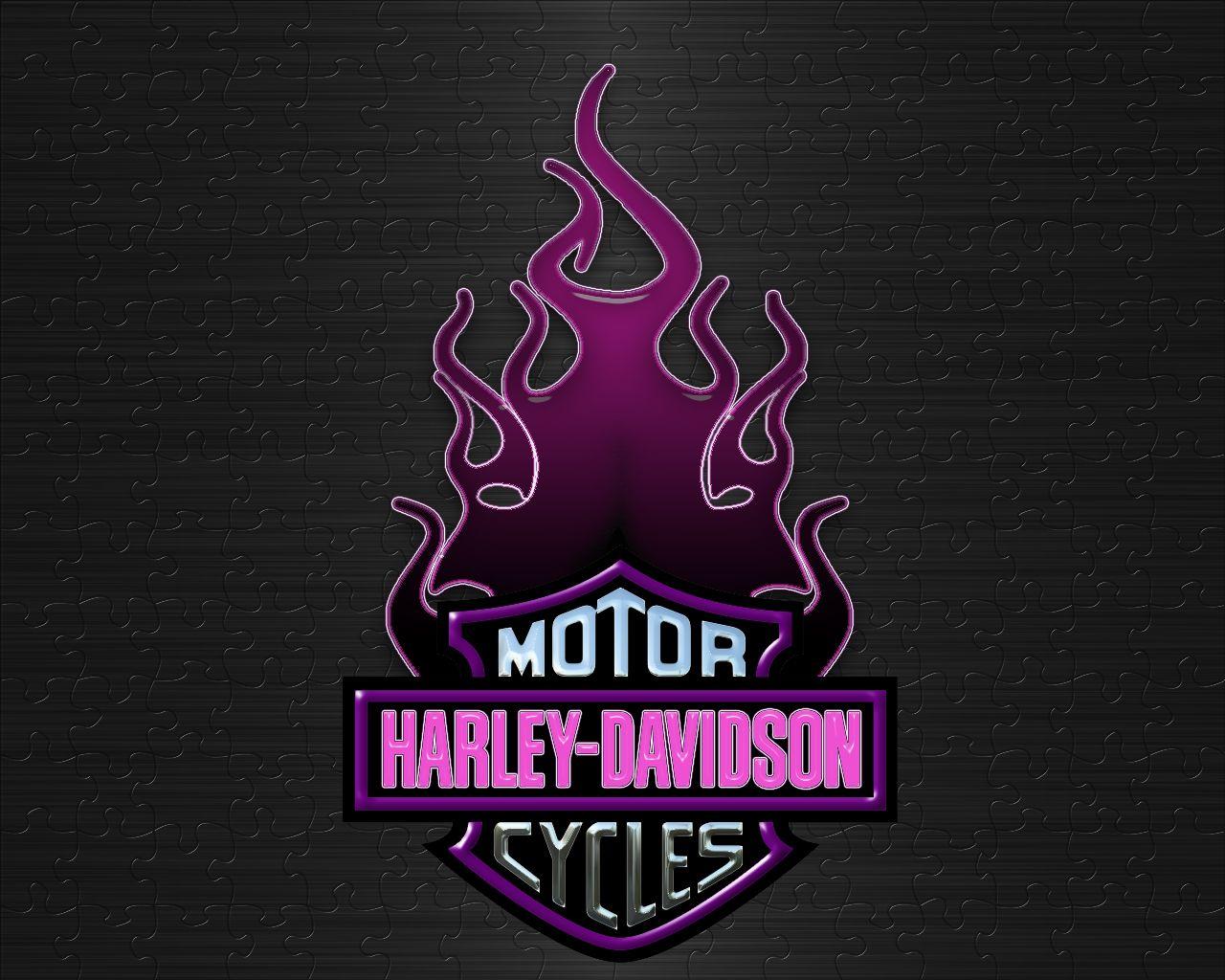 Harley davidson wallpaper. Clip art by techoveride