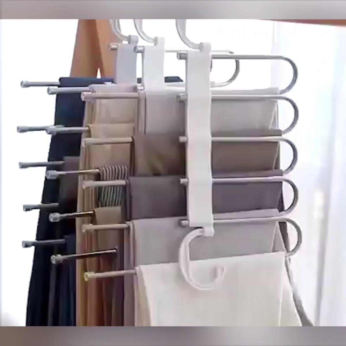 Photo of Multi-Functional Pants Rack