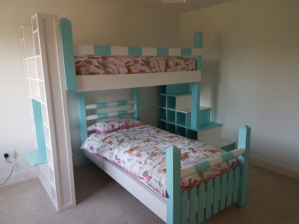 Pin By Clodagh Fleming On Girls Pony Loving Bunk Bed Bunk Beds