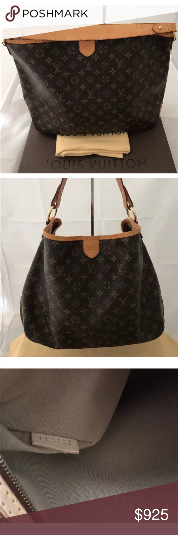 e86d997dffd4 Selling this LOUIS VUITTON DELIGHTFUL MM 💯 percent AUTHENTIC. on Poshmark!  My username is