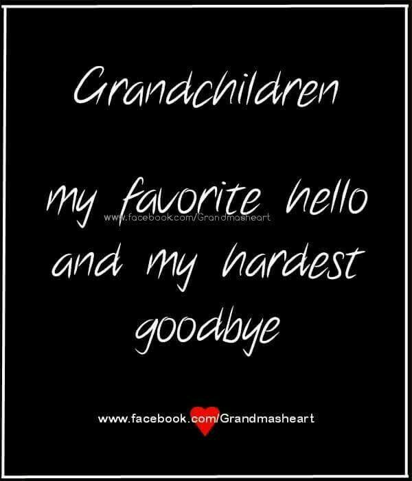Quotes About Grandchildren, Grandma Q