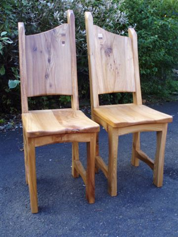 Tim Stead River Chairs