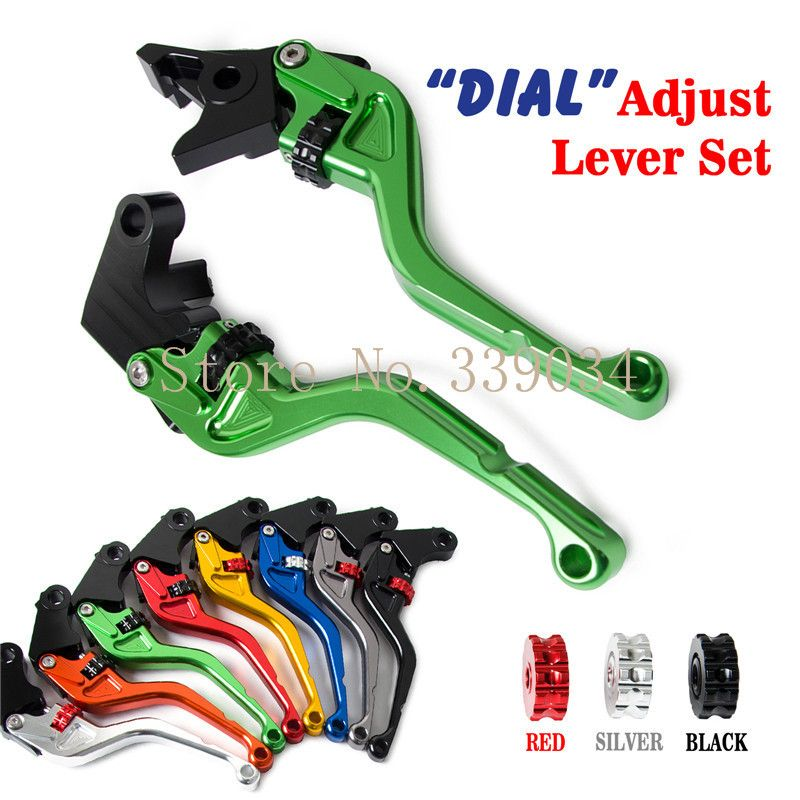 (Buy here: http://appdeal.ru/19ov ) Roller Adjustable Brake Clutch Lever Fits for Kawasaki NINJA 650R/ER-6F/ER-6N 2009-2015 for just US $29.89