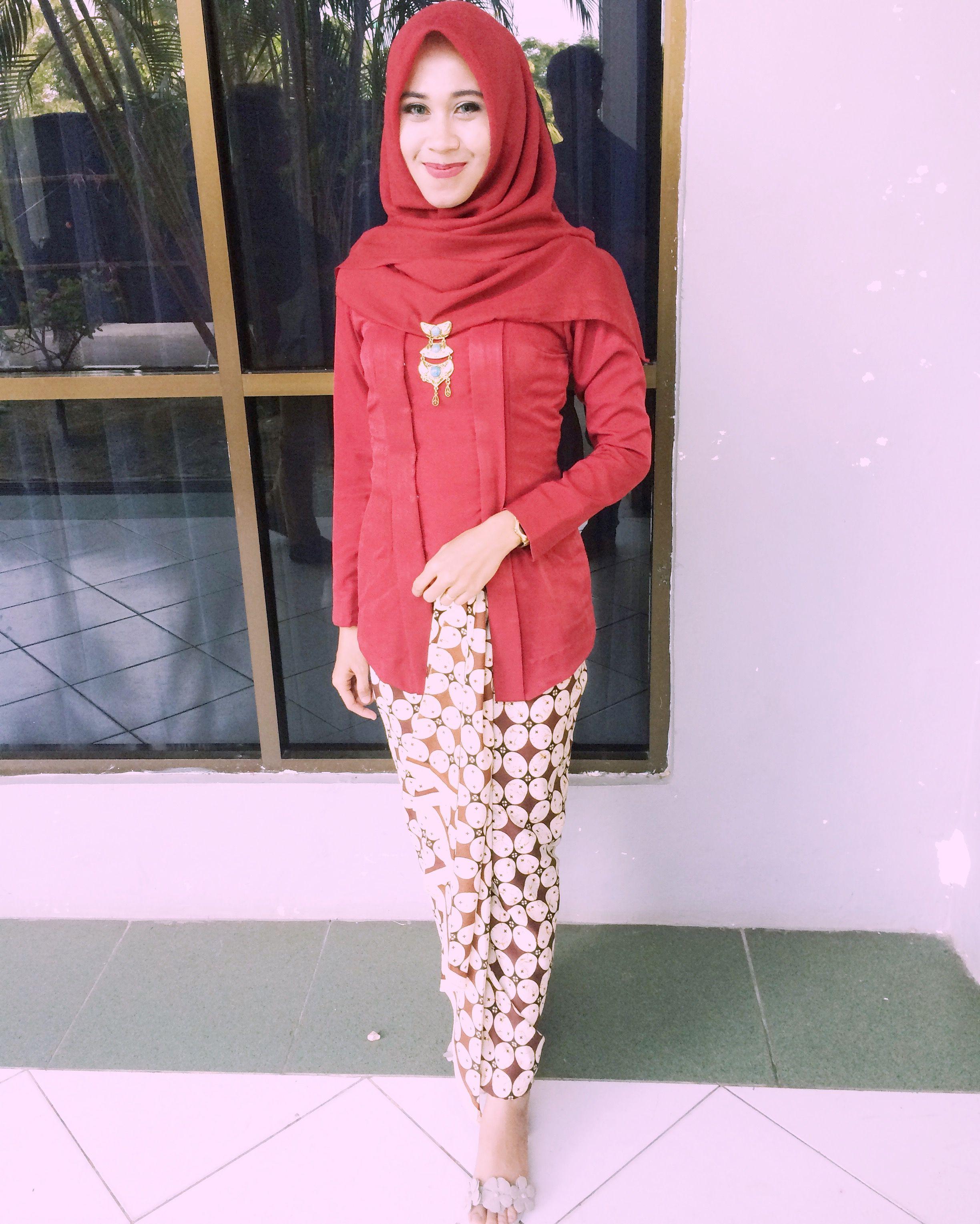 Kebaya Kutubaru Hijab Find Your Fashion