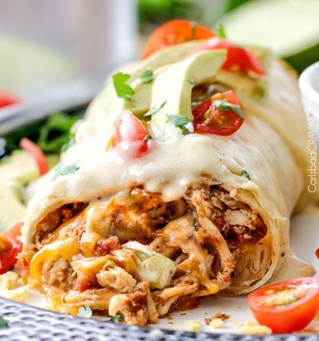 Photo of 20 Healthy Mexican Recipes | Homemade Recipes