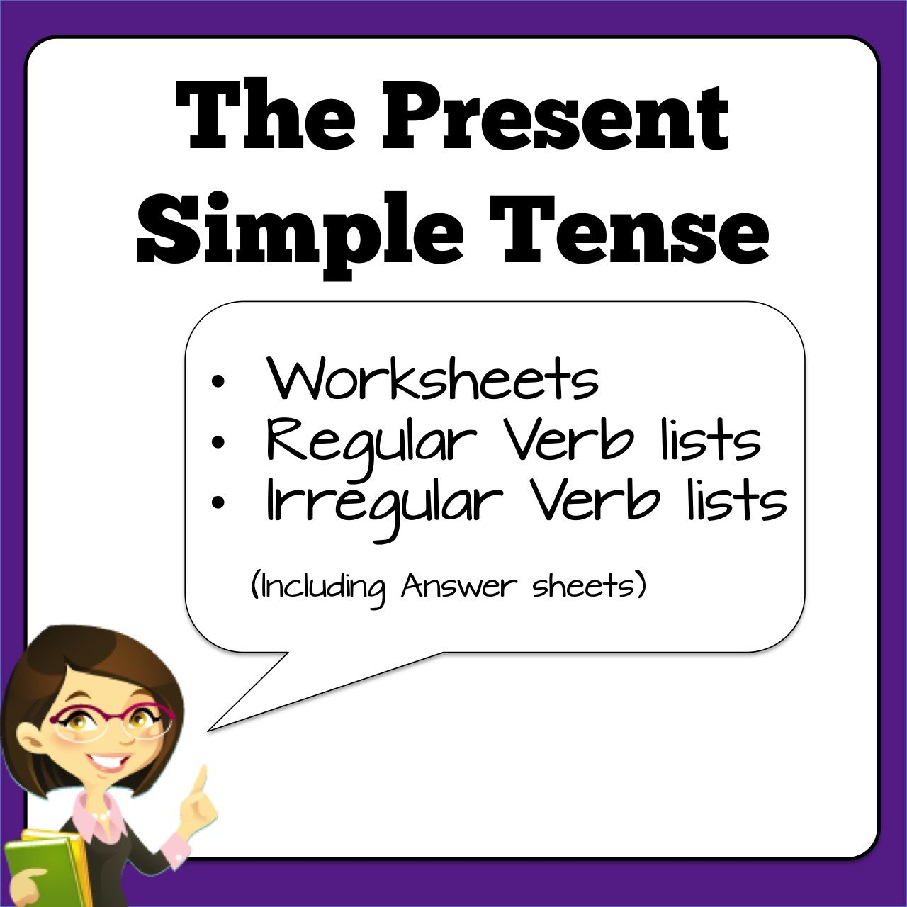 The Present Simple Worksheet