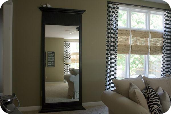 le grand miroir mural 25 idees pour d arrangement et decoration