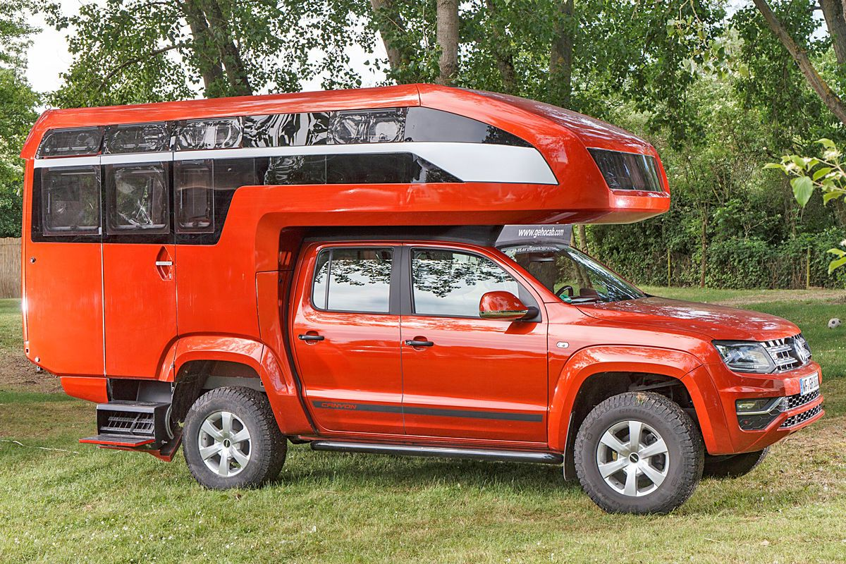 Gehocab Kora (VW Amarok) Vw amarok, Pick up und Auto bild