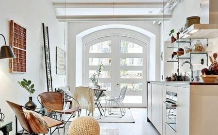1001 Idees Pour Amenager Une Chambre En Longueur Des Solutions Petits Espaces Home Home Decor Home Kitchens