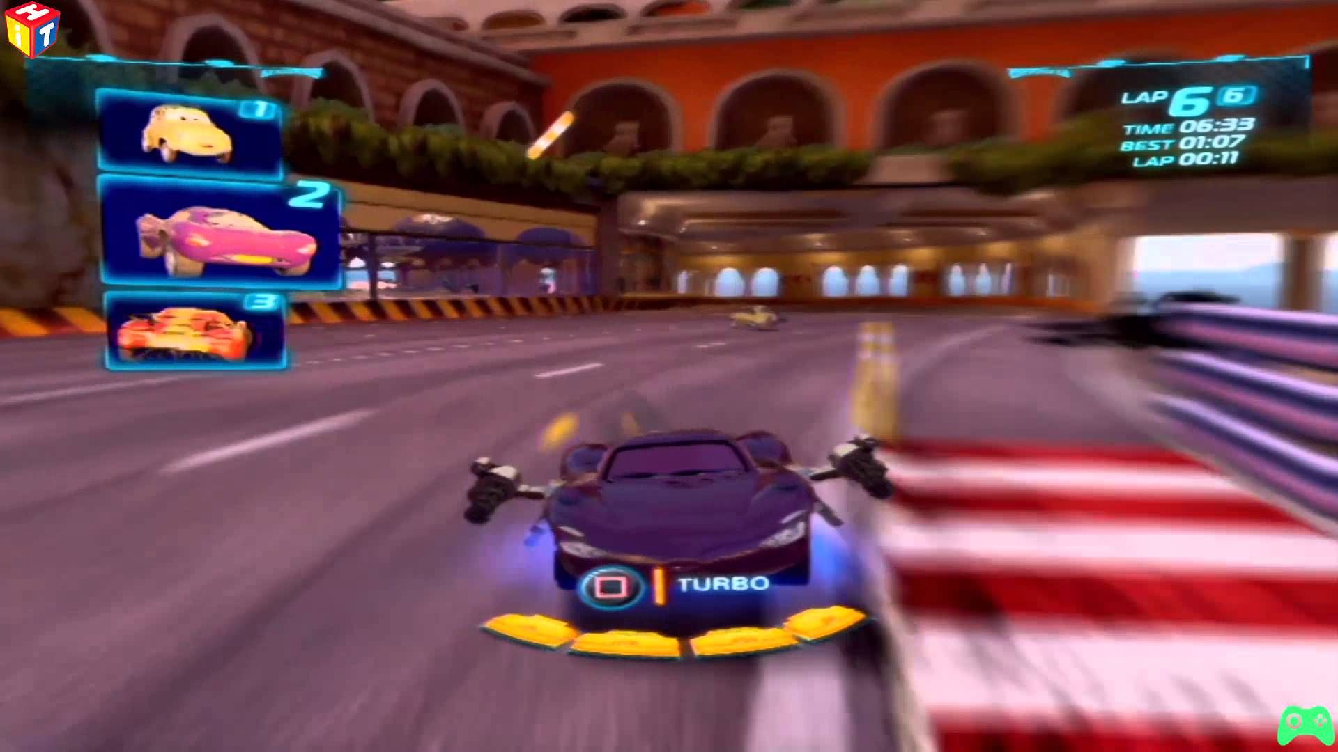 Cars 2 Holley Shiftwell Mountain Run Alive