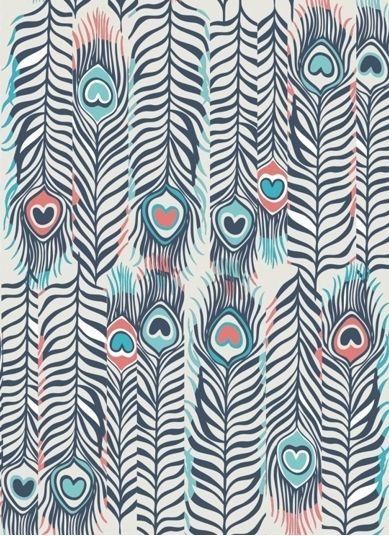 Super Cute Pattern Would Be A Dress Skirt Or Bag Christmas WallpaperHeart DesignsIphone