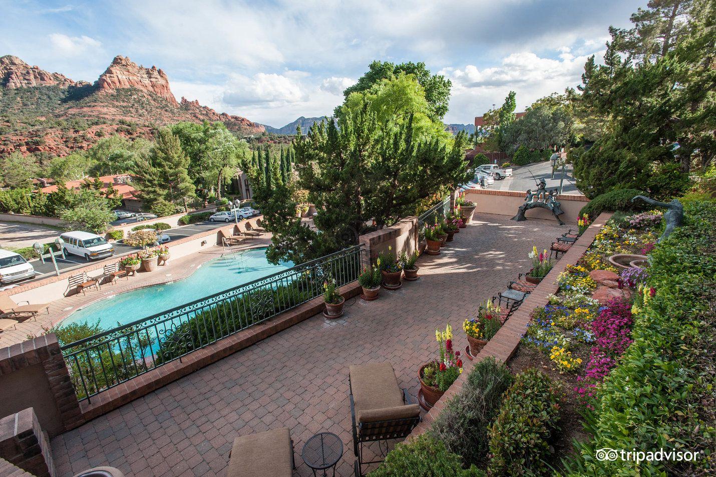 Best Western Plus Arroyo Roble Hotel Creekside Villas Sedona Az