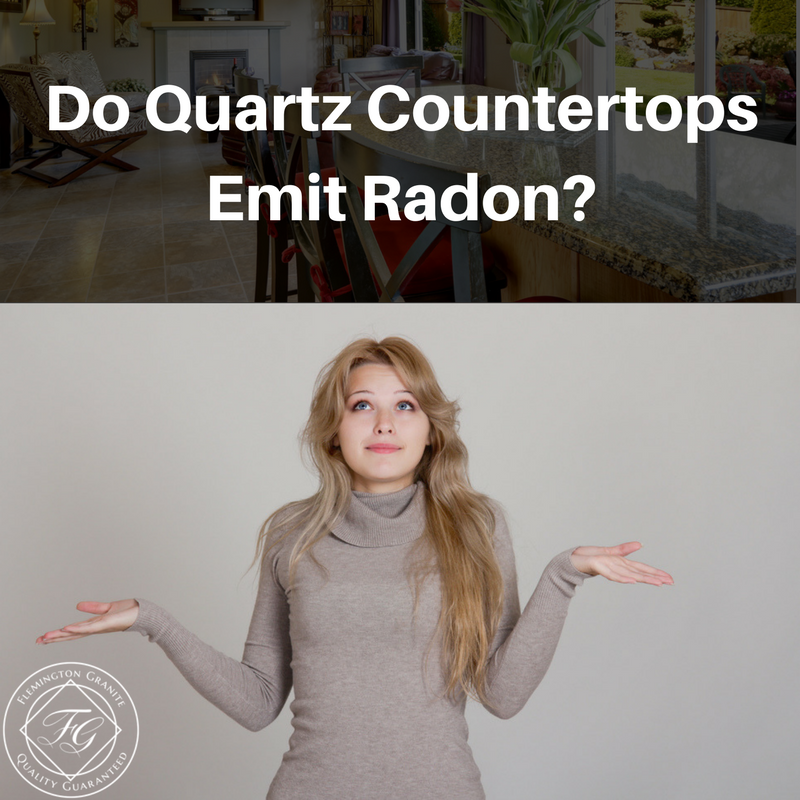 Do Quartz Countertops Emit Radon Flemington Granite Quartz Countertops Countertops Radon