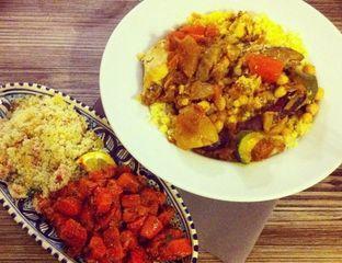 Couscous marocain et taboulé