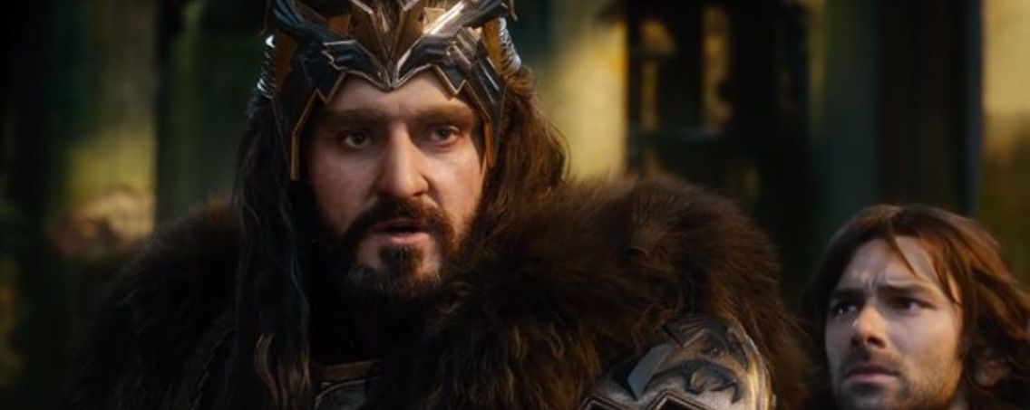 Thorin from The Hobbit: The Battle of Five Armies