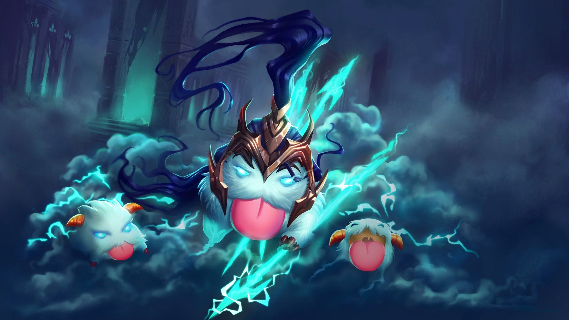Pin On Poros League Of Legends