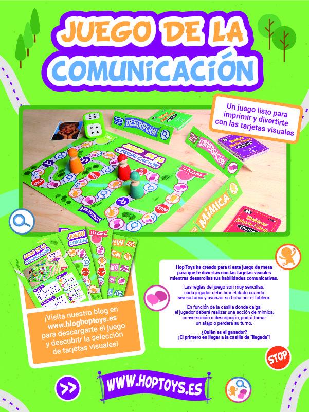Descargate Gratis El Juego De La Comunicacion Logopedia