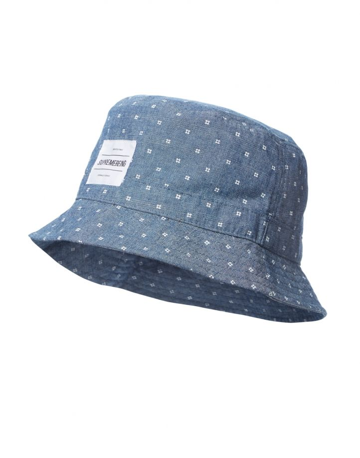 d51410b405a Supreme Being Angle Bucket Hat - Blue - Blue