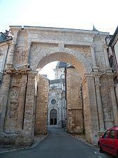 Photo of Liste des arcs de triomphe romains