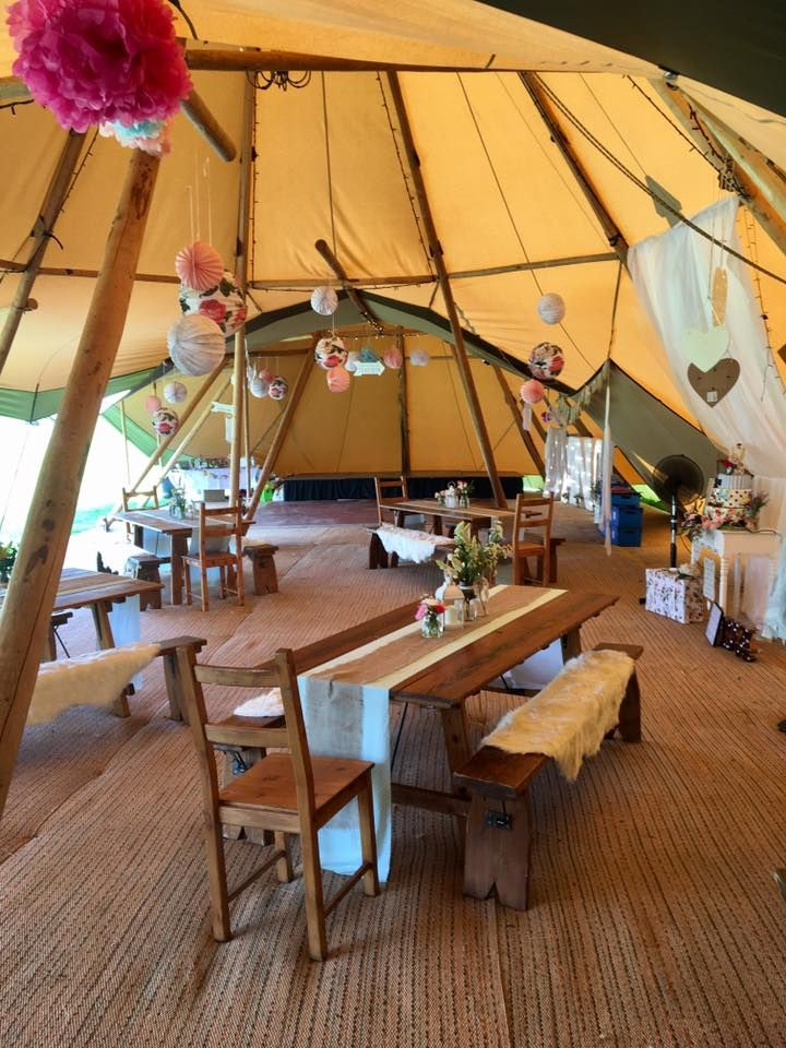 Tipi Tent Hire across the South East & Beyond | Tent hire ...