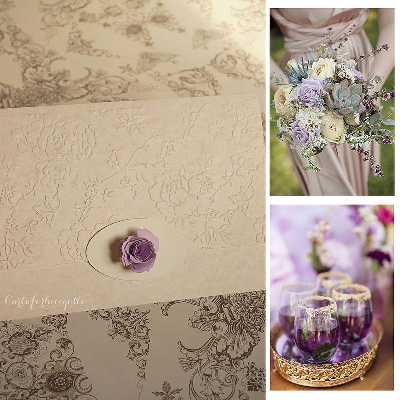 Matrimonio In Lilla : Lilac champagne vintage wedding matrimonio vintage lilla e