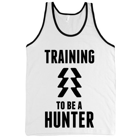 Training To Be A Hunter #fitness #fashion #workout #motivation #gym #train #sweat #gamer #nerdy #hunter