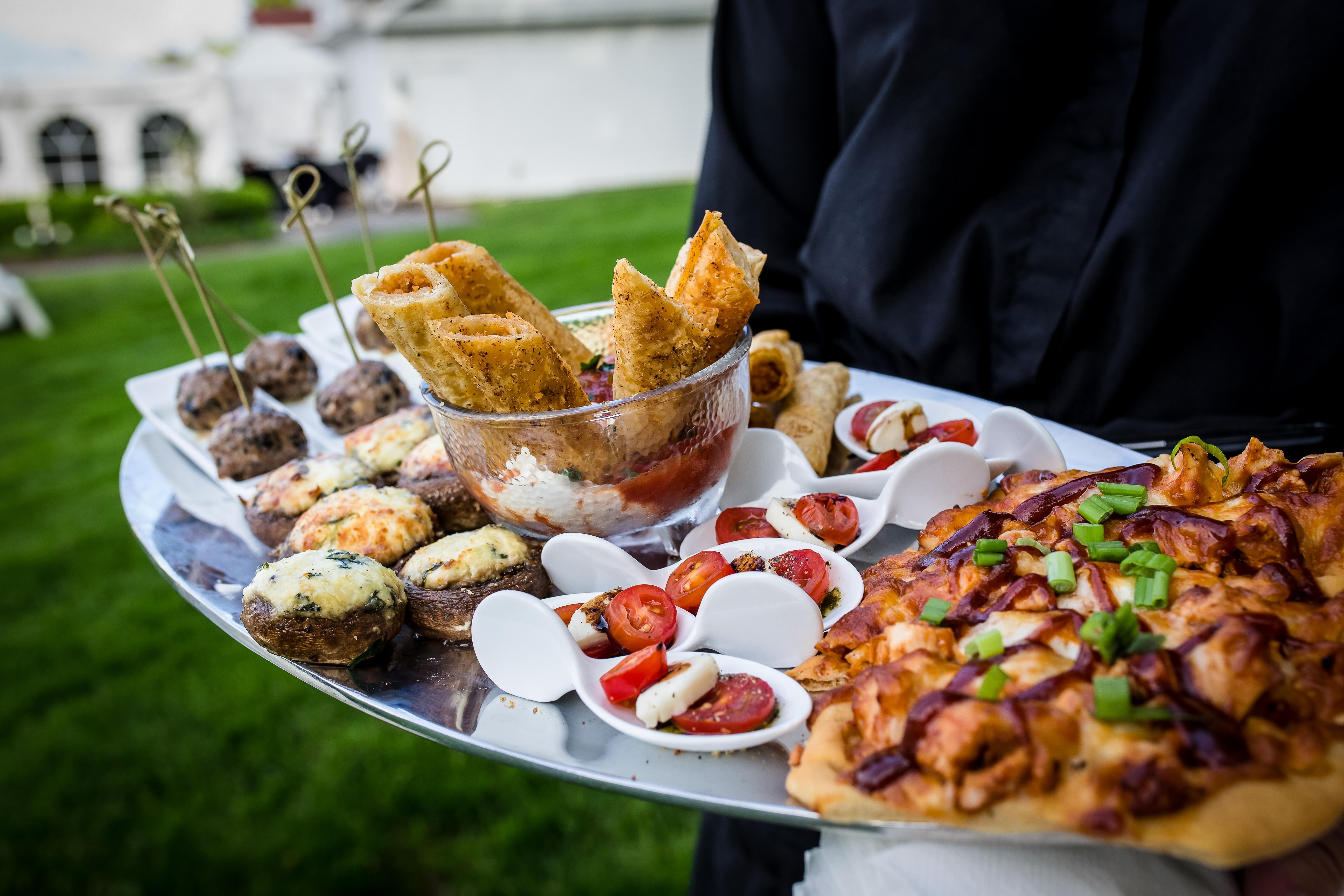 What Are Weddings Without Food Let Us Help Cater Your Next Wedding With Our Outstanding Venues Staff And Food Wedding Food Amazing Food Best Wedding Venues