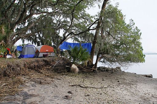 best times on the lake primitive camping. Cumberland