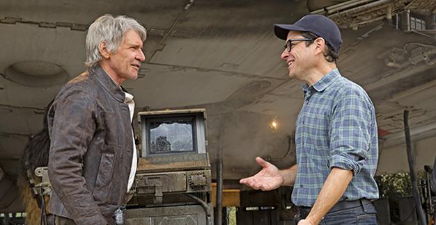 JJ Abrams e Han Solo