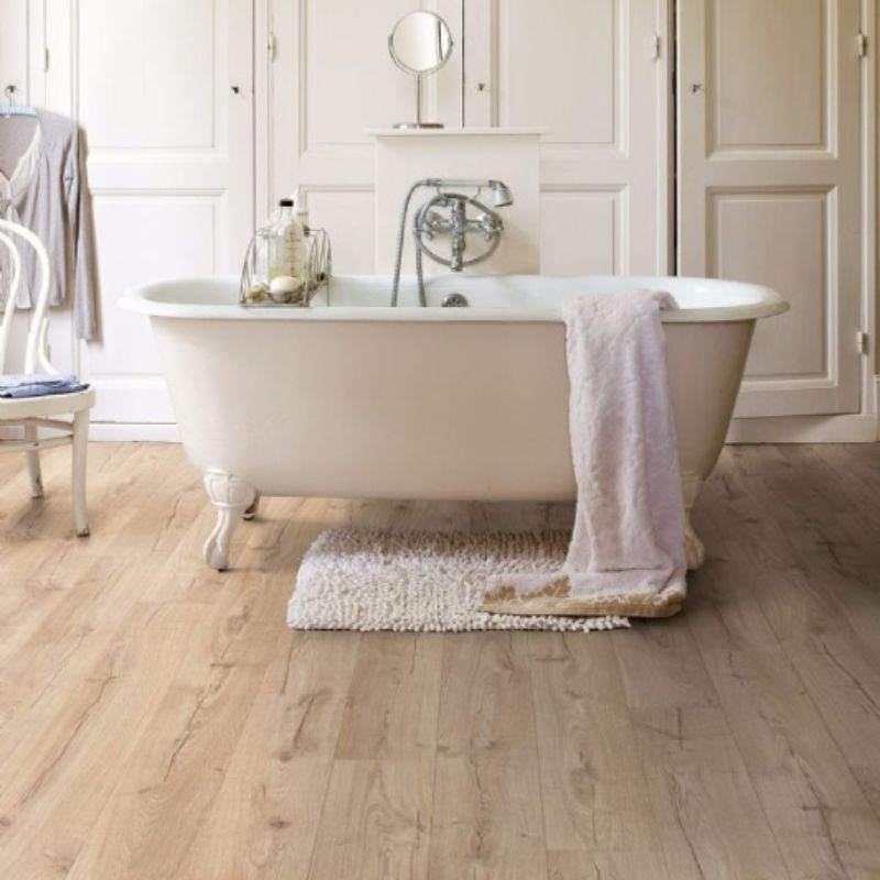 Quick Step Impressive Laminate Must Be Installed Following Quick Step  Installation Method Using The Approved Quick. Bathroom FlooringWood ...
