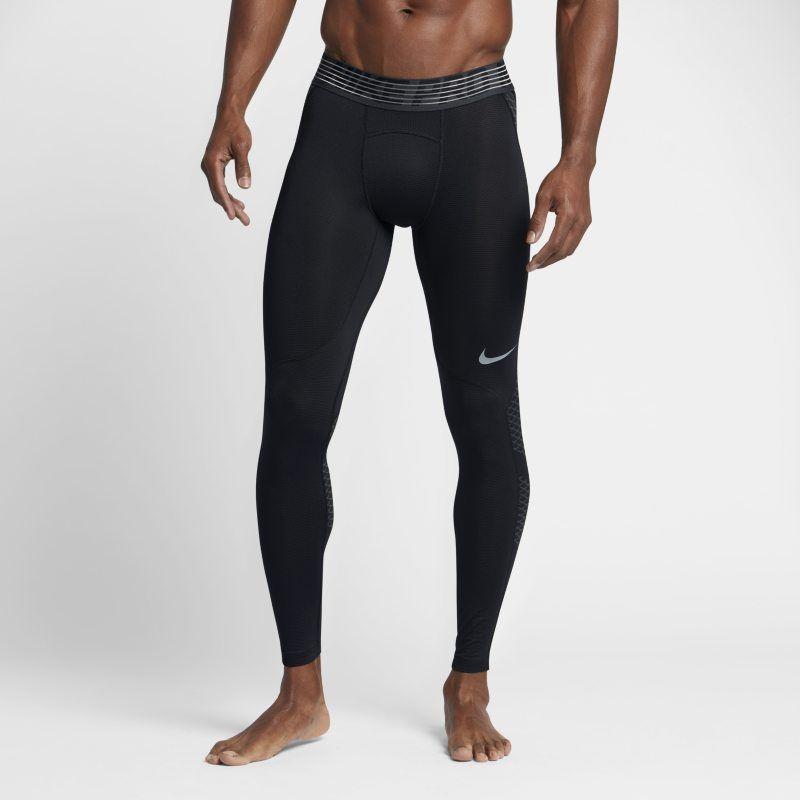 Nike Pro HyperCool Men's Training Tights Black   Ropa gym