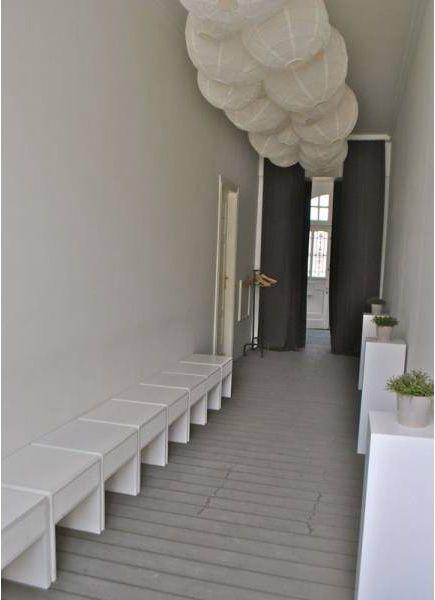 event in the corridor