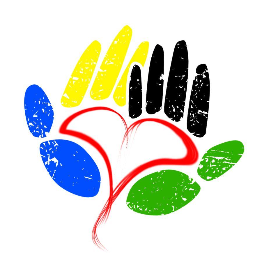Social Work Logo By Emmet Beier Social Work Hand Logo Trust Logo