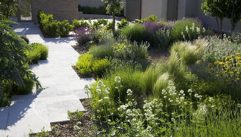 Jardin En El Montecillo Madrid Mayo 2011 Garden Design Flora Garden Landscape Design