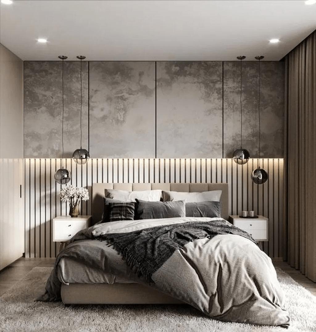 35 Admirable Modern Interior Design Ideas You Never Seen Before Luxury Bedroom Master Bedroom Bed Design Luxurious Bedrooms