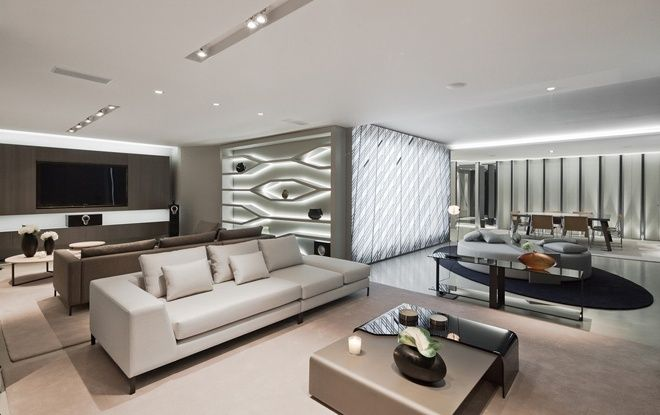 How To Obtain Luminosity With A Clean Contemporary Style